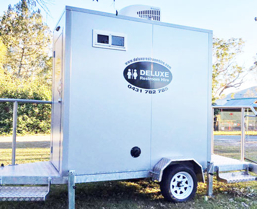 Deluxe Restroom Hire | Modern Mobile Bathrooms Solutions ...